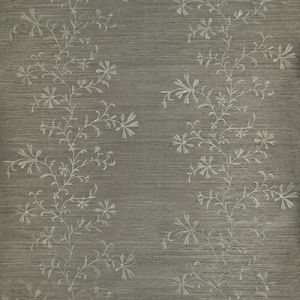 LWP68621W MEADOWLANE EMBROIDER Stone Ralph Lauren Wallpaper