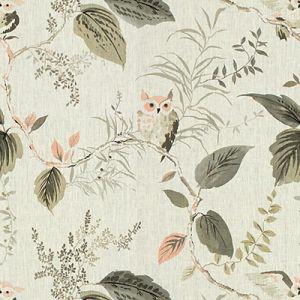 OWLISH-11 Blush Kravet Fabric