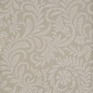 BW45018-2 WILLOW FERN Linen Ivory GP & J Baker Wallpaper