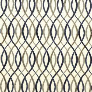 Groundworks Infinity Beige Midnight Fabric