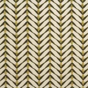 Groundworks Zebrano Beige Meadow Fabric