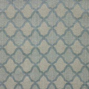 Groundworks Tamora Weave Aegean Fabric
