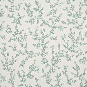 BW45037-7 SHADOW FERN Aqua Ivory GP & J Baker Wallpaper