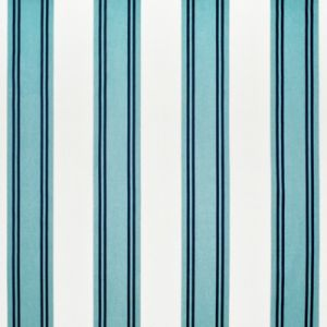 LCF68658F GARLAND STRIPE Azure Ralph Lauren Fabric