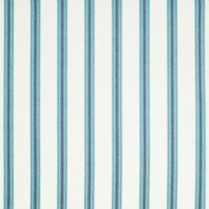 LCF68668F SALINE STRIPE Azure Ralph Lauren Fabric