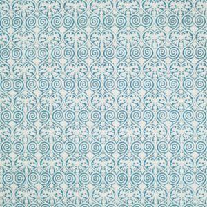 LCF68676F IGNAZIO DAMASK Sky Ralph Lauren Fabric