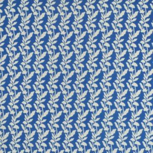 LCF68681F CERIO FLORAL Cobalt Ralph Lauren Fabric