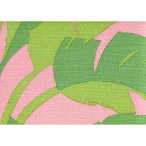 8380-05 AMAZON II Pink Lime Green Quadrille Fabric