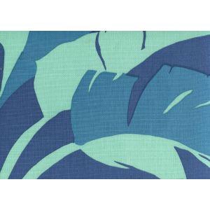 8380-07 AMAZON II Turquoise Navy Teal Quadrille Fabric
