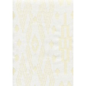 7610-00 ANDROS BATIK White on Tinted Linen Custom Only Quadrille Fabric