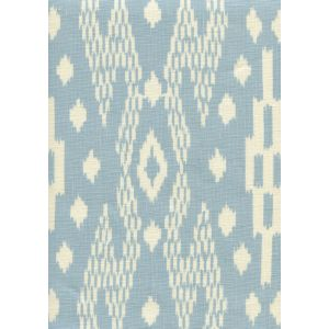7610-03 ANDROS BATIK Windsor on Tinted Linen Custom Only Quadrille Fabric