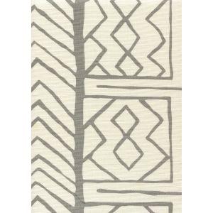 AC811-03 ARUBA II Grey on Tint Quadrille Fabric
