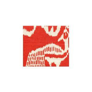 2430-34 BALI II Salmon II on Tint Quadrille Fabric