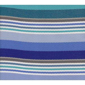 7280-05 CABANA STRIPE Multi Blues Turquoise Quadrille Fabric