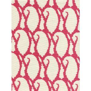 9060-07 CARNA Magenta on Tint Quadrille Fabric