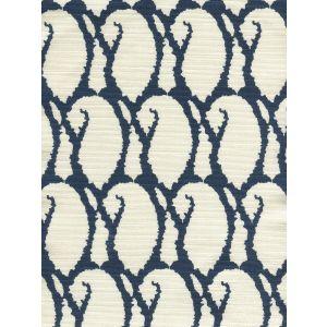 9060-11 CARNA Navy on Tint Quadrille Fabric