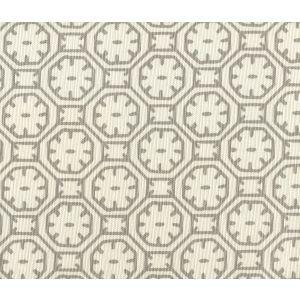 8150-02 CEYLON BATIK Gray on Tint Quadrille Fabric