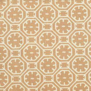 9155-12 CEYLON BATIK REVERSE Tan on Tint Quadrille Fabric