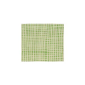 AC403-32SUN CRISS CROSS Jungle Green  Quadrille Fabric