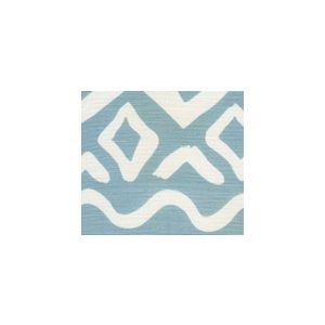AC104-41CSUN DEAUVILLE Bali Blue Quadrille Fabric