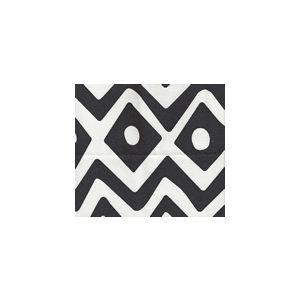 AC104SU-110 DEAUVILLE Black  Quadrille Fabric