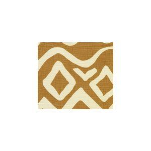 AC104-35SUN DEAUVILLE Camel II Quadrille Fabric