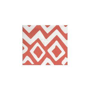 AC104SU-102 DEAUVILLE Orange  Quadrille Fabric