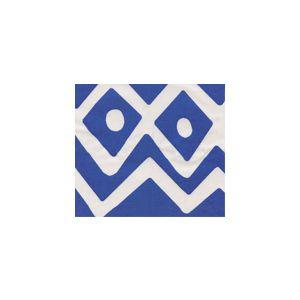 AC104SU-106 DEAUVILLE Royal Blue Quadrille Fabric
