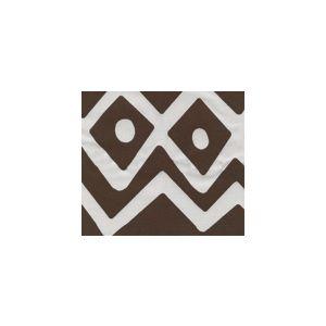 AC104SU-108 DEAUVILLE Brown Quadrille Fabric