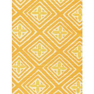 2500-17 FIORENTINA TWO COLOR Yellow Gold Quadrille Fabric
