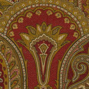 007921T GOTHIQUE Rouge Quadrille Fabric