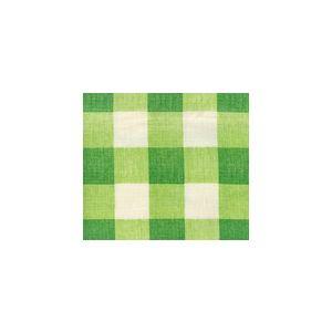 302522F HINGHAM PLAID Green on Tint Quadrille Fabric