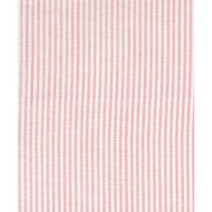6920W-15 LILA STRIPE Soft Pink on White Linen Quadrille Fabric