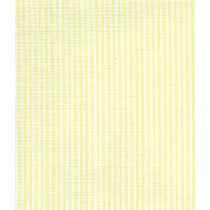 6930W-16 LULU STRIPE Soft Chartreuse on White Linen Quadrille Fabric