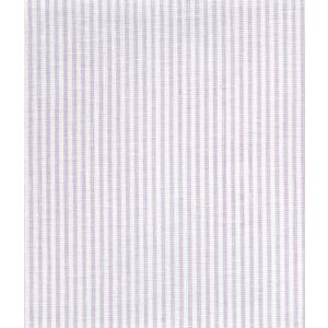 6930W-14 LULU STRIPE Soft Lavender on White Linen Quadrille Fabric
