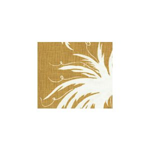 6015-01 LYFORD BACKGROUND Camel II on White Quadrille Fabric