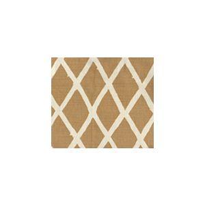 6720-05 LYFORD DIAMOND BLOTCH Camel on Tint Quadrille Fabric