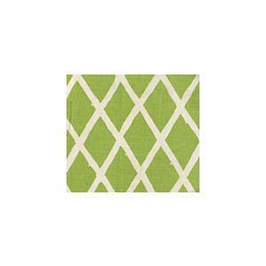 6720-04 LYFORD DIAMOND BLOTCH Jungle Green on Tint Quadrille Fabric