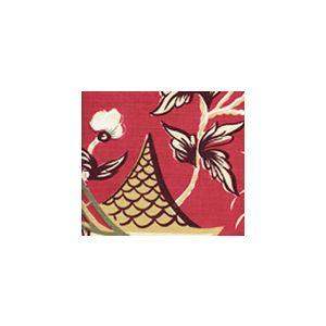 6010-02 LYFORD PRINT Dark Rose on Tint Quadrille Fabric
