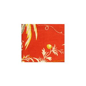 6010-01 LYFORD PRINT Watermelon on Tint Quadrille Fabric