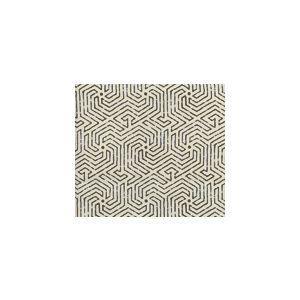 2510-07SUN MAZE Brown Quadrille Fabric