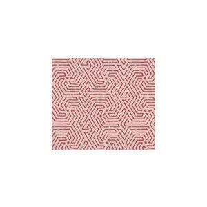 2510-02VSUN MAZE Magenta  Quadrille Fabric
