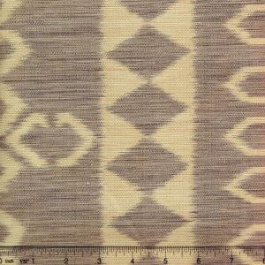 302680F MIKONOS STRIPE Multi Greiges Quadrille Fabric