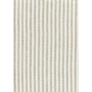 008380T MINI STRIPE Natural Quadrille Fabric