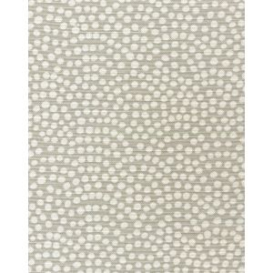 AC712-03 MOJAVE ONE COLOR REVERSE Gray on White Quadrille Fabric