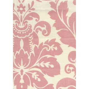 302152FSUN MONTY Old Pink Quadrille Fabric