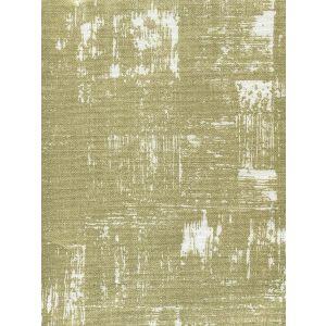 7065-10GM NEW SHADOWS Gold Metallic on White Quadrille Fabric