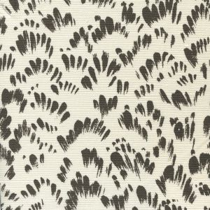8210-09 PASSY II Brown on Tint Quadrille Fabric