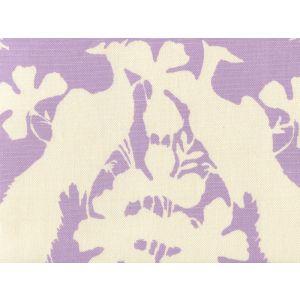 8330-06 PEACOCK BLOTCH Lavender on Tint Quadrille Fabric