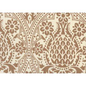 302130F PINA Camel II on Tint Quadrille Fabric